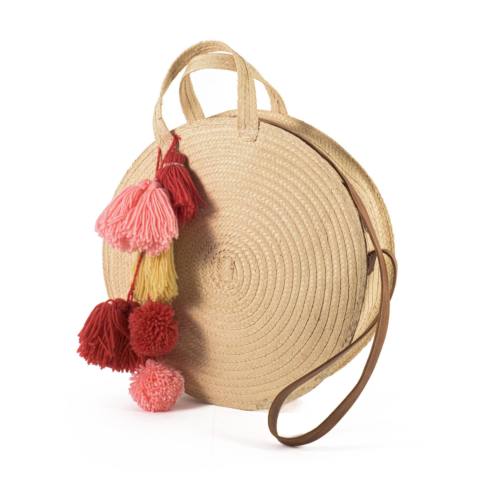 Organic-Palm-Fiber-Crossbody-Bag-Round-Palm
